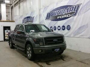 2014 Ford F-150 FX4 W/ Leather, HID Headlamps