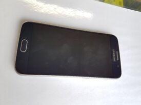 Samsung Galaxy S6, 64GB, Sapphire Black, unlocked