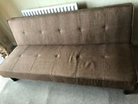 Sofa bed for sale 6 months old