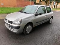 2006 Renault Clio 1.2 16v # low insurance # great mpg #