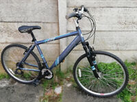 TWO BARRACUDA H26 GENTS MOUNTAIN BIKES.