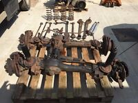 Land Rover Discovery 300TDI Axles,1998 (Complete running gear)