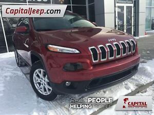 2015 Jeep Cherokee Sport|Remote Start|Heated Seats & Steering Wh