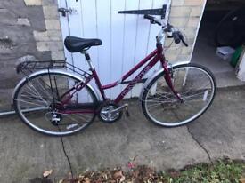 Women's Dawes Hybrid Bike used