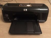 HP Deskjet D1660 Series colour inkjet printer