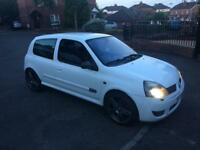 Renault Clio 172 cup sport quick car cheap readd full add
