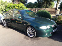 Excellent MG ZS 180 future classic. I am the second owner, I have full service history.