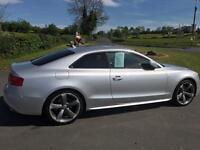 Audi A5 Black Edition Coupe not BMW, Mercedes, vw