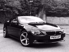 STUNNING CONDITION BMW 635D SPORTS LOW MILES.