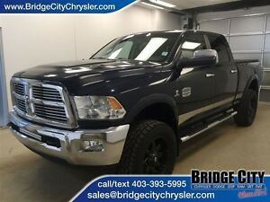2012 Ram 3500 Laramie Longhorn- Leather, Remote Start, NAV, Sunr
