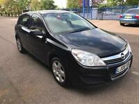 Vauxhall Astra Opel 1.6 Auto Black Lovely car!