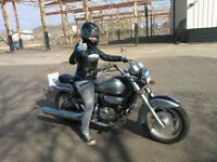 hyosung gv250 aquila just moted 32320 miles good all round condition space needed so has to go