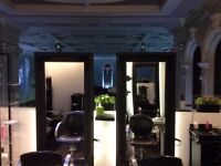 CHAIRS TO RENT IN STUNNING INDIVIDUAL HAIR SALON - Burton-on-Trent