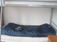 Hi - Gear Camper 1 -2 Season Sleeping Bagwith box foot, used once.
