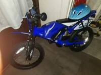 """16"""" scrambler boys bike"""