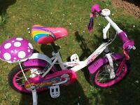 Girls Pixie Bicycle