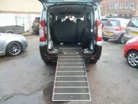 Peugeot EXPERT TEPEE Comfort 65,6 seat MPV with wheelchair access,Ex Mobility,side loading doors