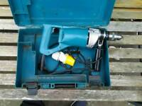 Makita 8419B 13mm 110v Rotary percussion Drill