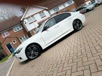 BMW 320D M-Sport Shadow Edition 2018 Alpine White