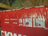 Rock wool sound proof insulation 50mm 2 x packs
