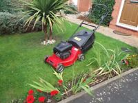 Lawnmower petrol for sale good condition