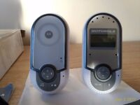 Motorola MPB 16 Digital audio baby monitor