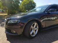 Audi A4 SLine 170 bhp quattto TDi 2011