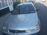 L@@K!!!HONDA CIVIC V-TEC £275 ONO OPEN TO OFFERS