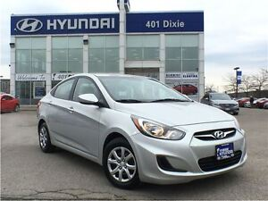 2013 Hyundai Accent GLS|HEATED FRONT SEATS|KEYLESS ENTRY|