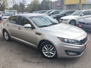 2012 Kia Optima LX/6SPEED/LOADED/ALLOYS