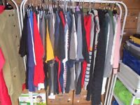 job lot of 55 items of clothing