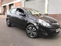 Vauxhall Corsa 2015 1.3 CDTi ecoFLEX 16v Design 5 door FSH, 1 OWNER, 3 MONTH WARRANTY, LOW MILEAGE