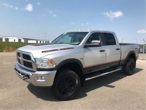 2011 Ram 2500 Power Wagon-HEMI-S/ROOF