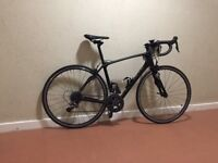 Full Carbon Specialized road bike size M 52-54 CM