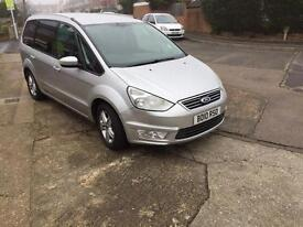 2010 FORD GALAXY ZETEC AUTO