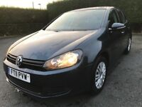 \\\\\ 2011 VOLKSWAGEN GOLF S TSI \\\\ NEW SHAPE \\\\ IMMACULATE ONLY £2999