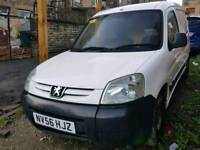 Peugeot Partner L600D 2006 Diesel White Starts First Time High Mileage £750 ONO