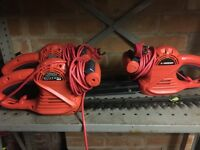 Hedge trimmers - £24.99 RRP