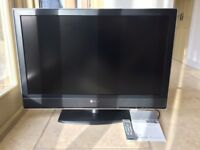 """Sony 40"""" digital LCD TV 1080P HD with Freeview"""