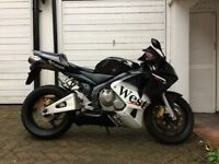 Honda CBR 600 RR 600cc