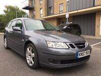 SAAB 9-3 SPORTWAGEN 1.9 TID 150 VECTOR SPORT ** GENUINE LOW MILEAGE **