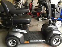 Mobility scooter Drive Envoy 4 in grey as new with 12 months warranty