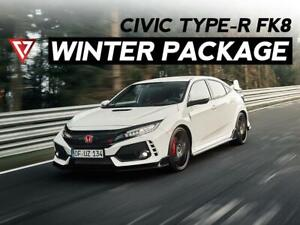 2019- 2020 Honda TYPE R Winter TIRE + WHEEL Package - T1 Motorsports Ontario Preview