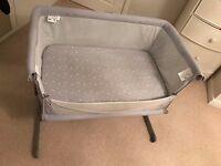 Chicco Next2me Side Sleeping Crib