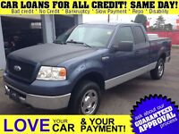 2006 Ford F-150 XLT * 4X4 * NEW TRUCKS WEEKLY