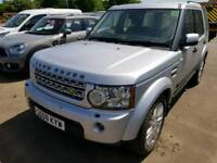 59 reg Land Rover Discovery 4 3.0 v6 for spares or repairs