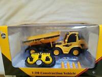 Brand new RC tipper truck with remote Tipping Action