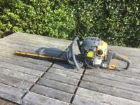 Hedge Trimmer 2 stroke