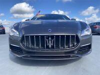 Miniature 13 Voiture Européenne d'occasion Maserati Quattroporte 2017