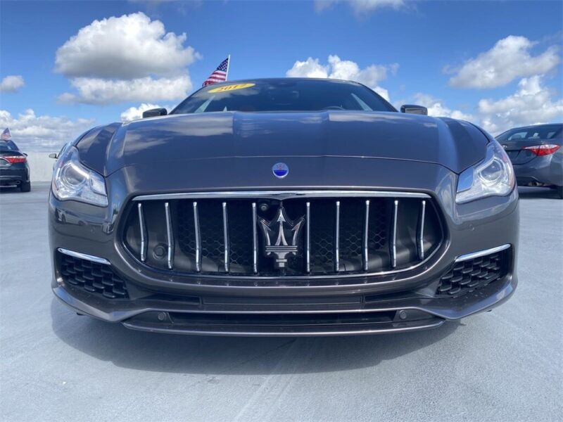 Image 13 Voiture Européenne d'occasion Maserati Quattroporte 2017